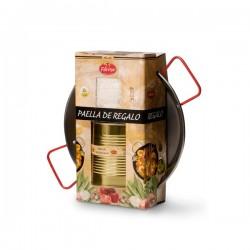 Spanische Paella-Set